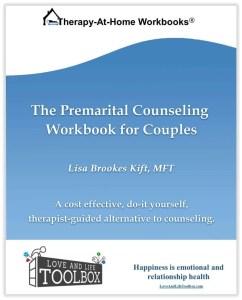 Premarital Counseling Workbook San Diego
