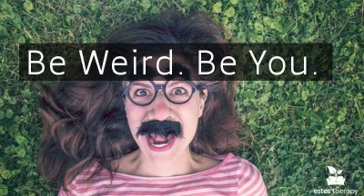 be random be weird be you quotes be yourself