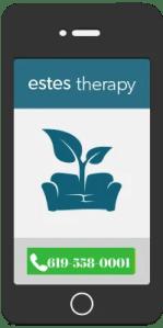 contact estes therapy