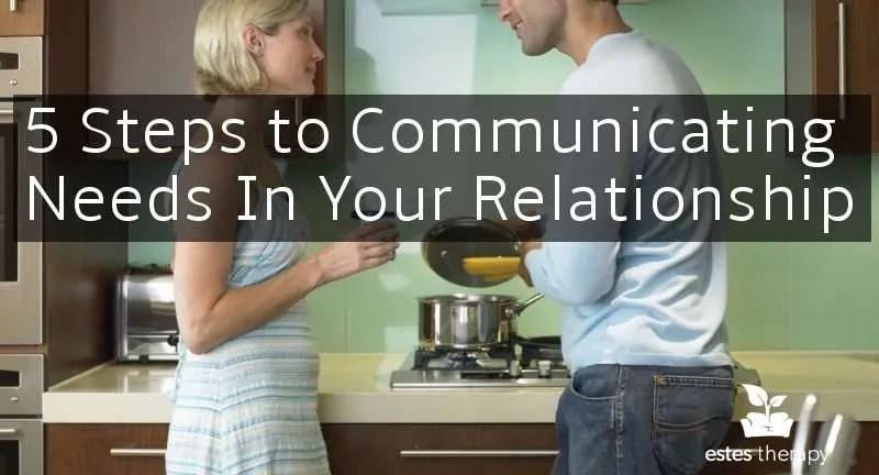 communication needs relationships