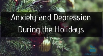 anxiety and depression during the holidays stress down sad christmas hanukkah family