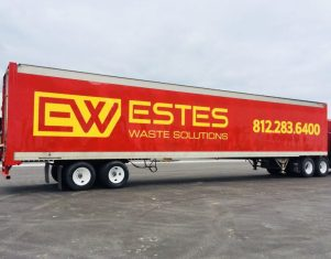 Semi trailer solutions that haul everything from cardboard to used pallets
