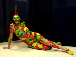 Charolet_Body_Painting