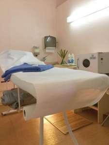 cabina trattamenti viso corpo