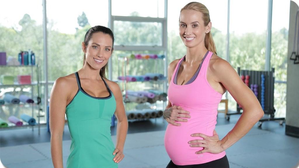 Hamilelikte Egzersizler 2. Evre