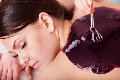 Vinoterapia ~ Benessere dal vino