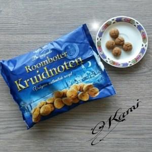 Sono gia' arrivati i biscottini di Sinterklaas, troppo buoni!