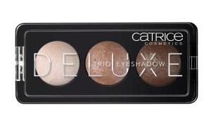 Catrice Deluxe Trio Eyeshadow 010 Antique C'est Tr s Chic