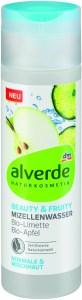 alverde_Beauty_Fruity_Mizellenwasser_Limette_Apfel