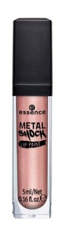 essence metal shock lip paint 04