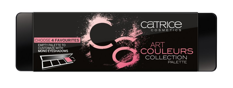 Catrice Art Couleurs Collection Palette