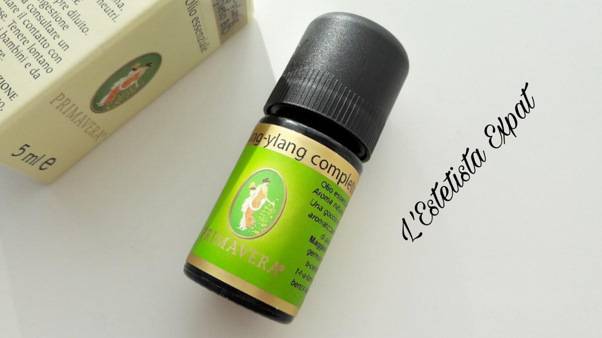 Olio essenziale di Ylang Ylang~ Primavera Flora