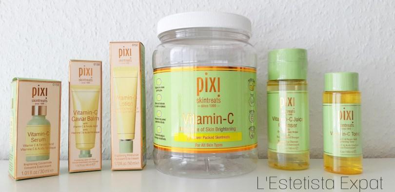 Vitamina C Pixi
