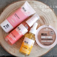 Essence Hello Good Stuff - La nuova linea naturale
