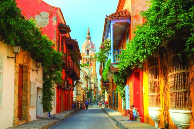 Resultado de imagem para Cartagena, Colômbia