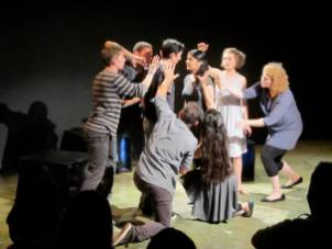 "World Premiere of ""EgoManiac: A Poetic Incantation"" at The Actors Company Other Space Theatre. Hollywood Fringe Festival June, 2014"