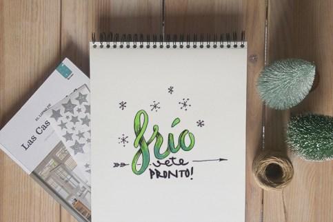 Curso de lettering creativo