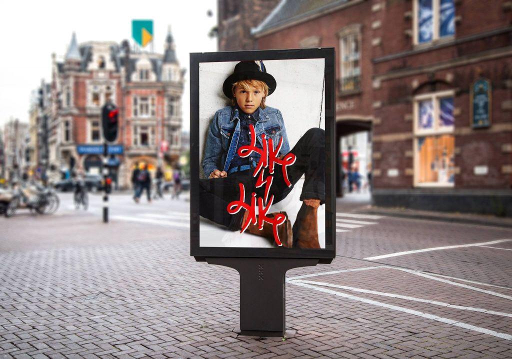 Publicidad marca Like4like