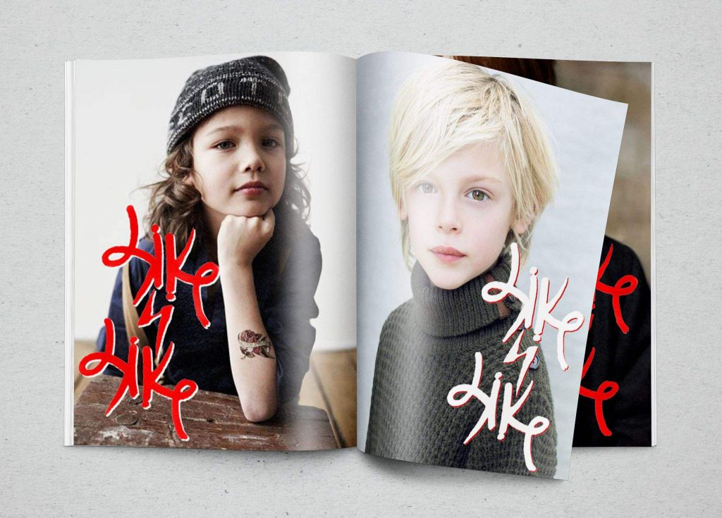 Like4like en revistas