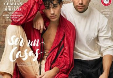Portada Vanity Fair febrero 2019