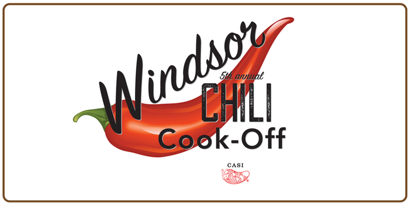 5th Annual Windsor Chili Cook-Off
