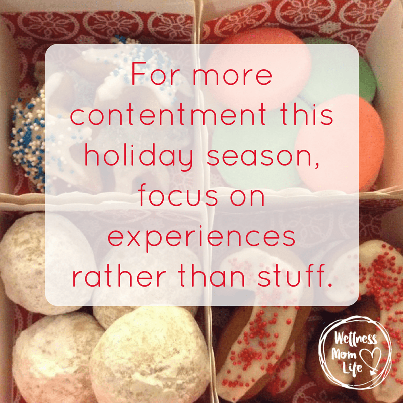3 Ways to Be Content During the Holidays