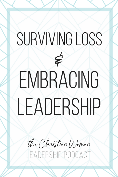 Surviving Loss & Embracing Leadership with Abby Rike Rockenbaugh