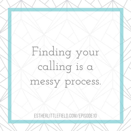 calling, purpose, finding calling
