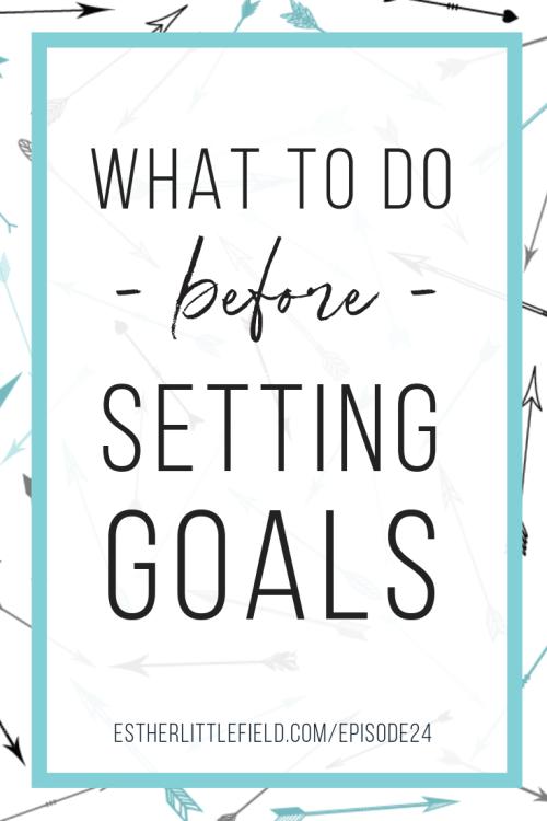 goals, goal setting, setting goals, New Year