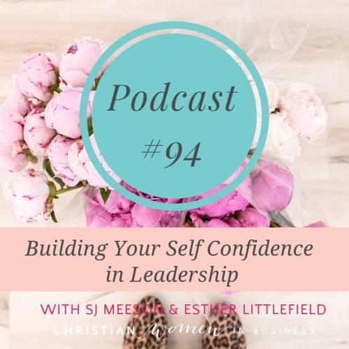 SJ Meeson, God-centered, podcast