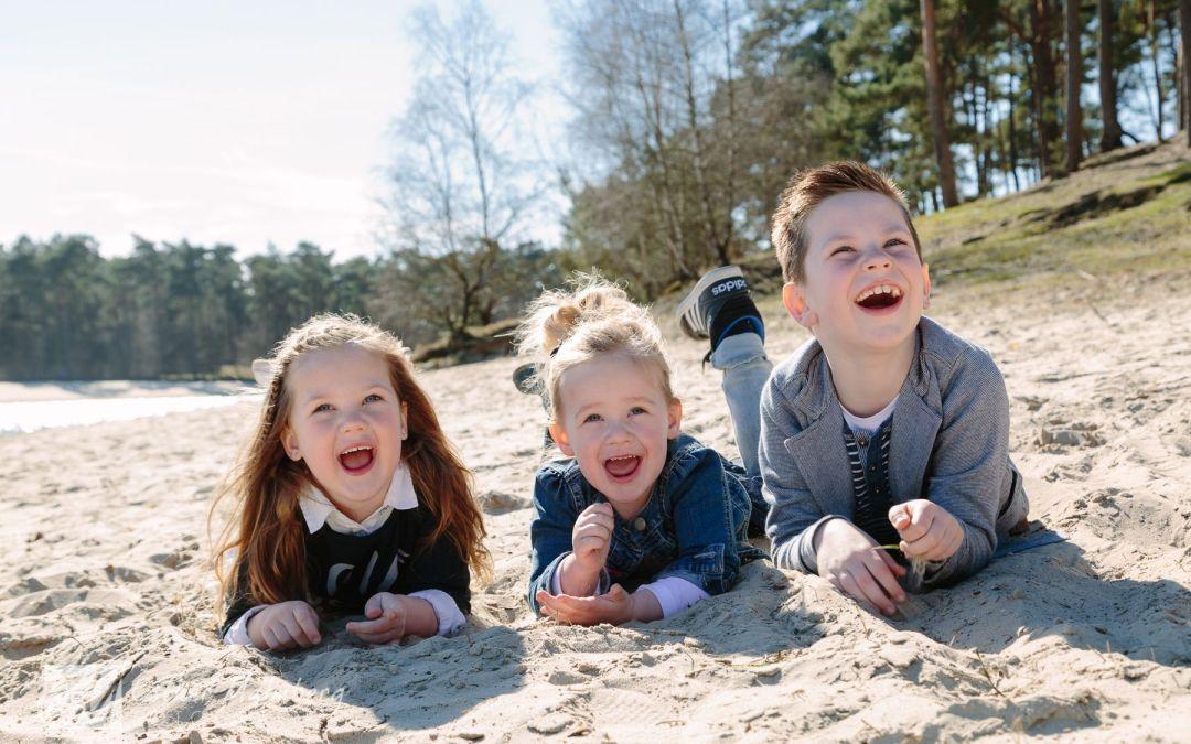 Familiereportage Henschotermeer