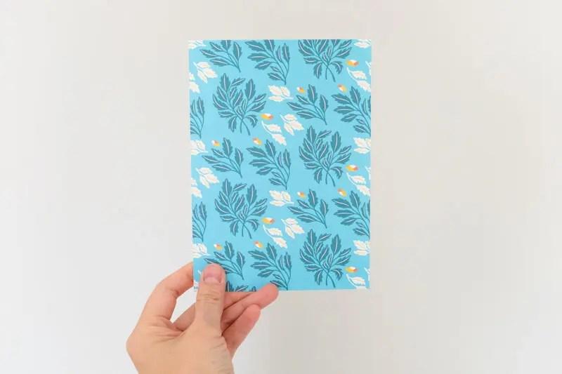 Rua Bonito, a surface pattern collection by Esther Nariyoshi
