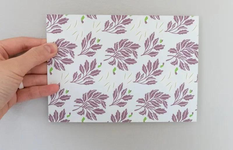 Rua Bonito, a surface pattern collection by Esther Nariyoshi.