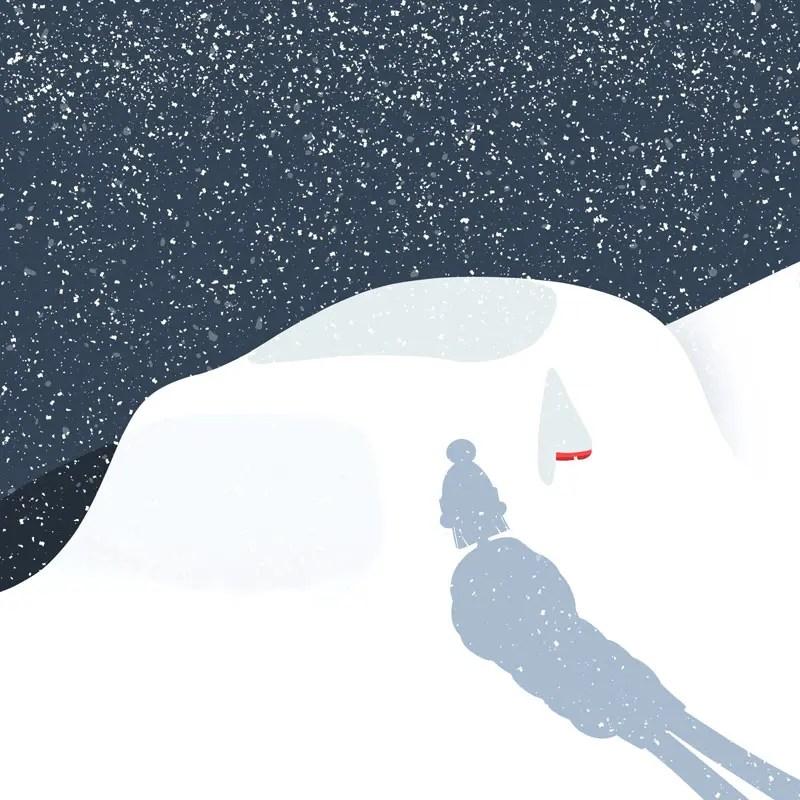 Snow Fatigue