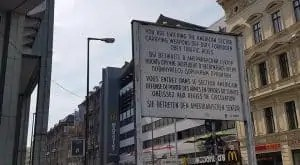 Check Point Charlie Berlin