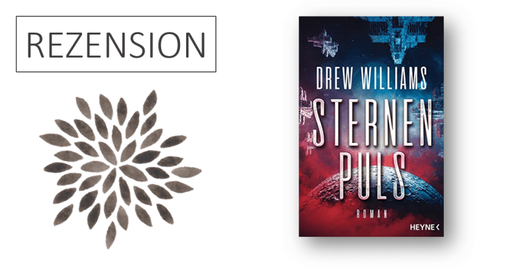 Rezension Drew Williams Sternenpuls