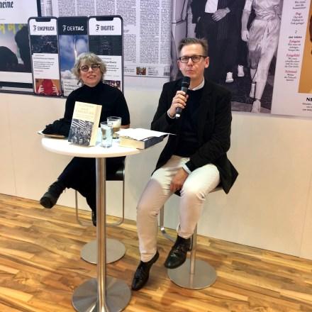 Jill Lepore auf der Frankfurter Buchmesse 2019