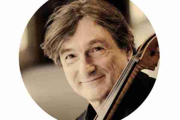 Maaarten Mostert Cello Muzikale Kring
