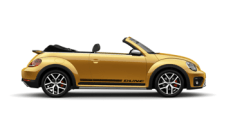 Beetle Cabriolet Dune