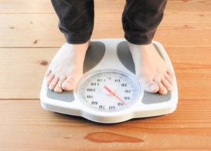 体重計こわい