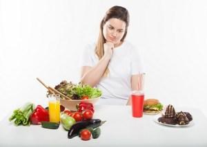 食事の悩み