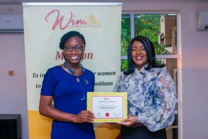 WIMBIZ Mentoring Graduation