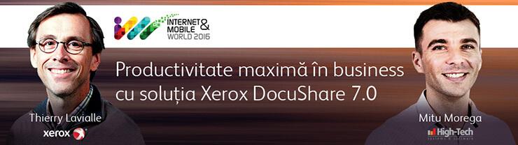 Xerox IMWorld DocuShare 7