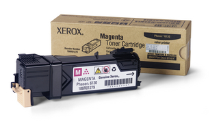 106R01283 toner magenta, 1900p for Phaser 6130