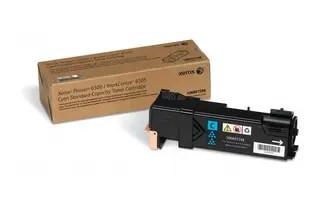 106R01598 standard cyan toner, 1000p for Phaser 6500/WorkCentre 6505
