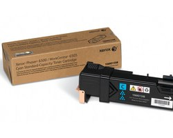 106R01598 standard cyan toner, 1000p for Phaser 6500/WorkCentre 6505
