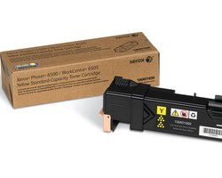 stadard yellow toner,1000p for Phaser 6500/WorkCentre 6505