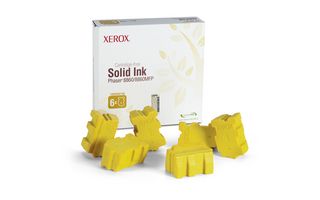 108R00819 solid ink yellow, 14000p for Phaser 8860 (6 Sticks)