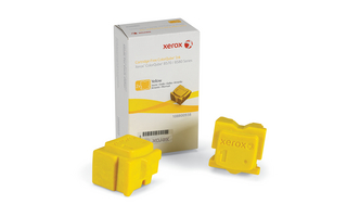 108R00938 solid ink yellow, 4400p (2 Sticks) for ColorQube 8570/8580/8870/8880