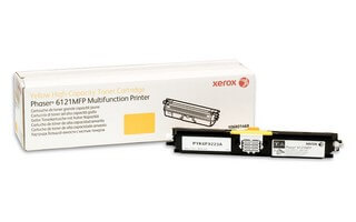 high hapacity yellow toner, 2500p for Phaser 6121 MFP